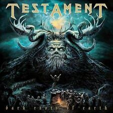 Dark Roots of Earth * by Testament (CD, Jul-2012, EMI) CD & PAPER SLEEVE ONLY
