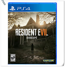PS4 Resident Evil 7: biohazard SONY PLAYSTATION Action Game Capcom