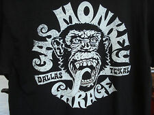 GENUINE GAS MONKEY T SHIRT (SIZE MEDIUM) WE ARE IN THE UK
