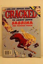 Cracked Magazine Sabrina The Teenage Witch, July 1997