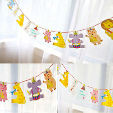 BABY SHOWER CHRISTENING BIRTHDAY PARTY BOY GIRL UNISEX ANIMALS DECORATIONS PROM
