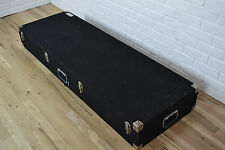 Deluxe 88 key keyboard hard flight case excellent-used case for sale