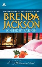 Ignited by Passion : Stone Cold Surrender Riding the Storm by Brenda Jackson...
