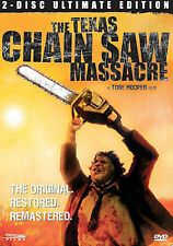 The Texas Chain Saw Massacre (2-Disc Ultimate Edition) Steelbox- w/Marilyn Burns