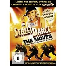 STREETDANCE THE MOVES DVD NEU