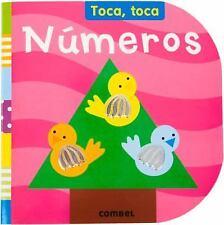 Toca Toca: Números by Ladybird Books Ltd (2015, Board Book)