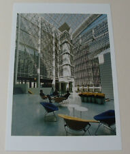 The World Bank Group Building Atrium POSTCARD Washington DC USA Headquarters