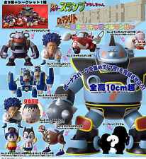 Organic Dr Slump Mashirito World Conquest Project Caramel Man 9 Pcs Figure Set