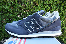 NEW BALANCE 996 SZ 8.5 AGE OF EXPLORATION MADE IN USA NAVY PIGMENT M996DPLS