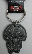 Iron Maiden - Final Frontier Face - Keychain Keyring - Schlüsselanhänger - Neu