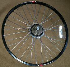 "Rear Cycle Wheel - NEW  26""  Disc Brake - incl 7 speed Shimano Reduced"