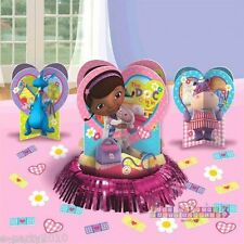 DOC McSTUFFINS Table CENTERPIECE DECORATING KIT ~ Birthday Party Supplies