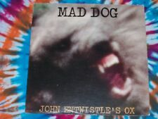 JOHN ENTWISTLE'S OX Mad Dog MCA/TRACK RECORDS 1975 Near Mint THE WHO Townshend