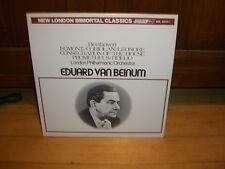 BEETHOVEN-LONDON PHILHARMONIC-VAN BEINUM-LONDON/KING JAPAN AUDIOPHILE RE LP