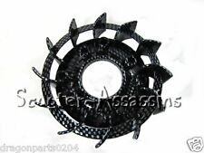 RACE FAN for ZHONG-HU, KYMCO, BAOTIAN and 139QMB Carbon EFFECT GY6