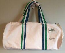 Lacoste Parfums Eau De Lacoste L.12.12 X Roll Bag Sport Gym Shoulder Duffle Bag