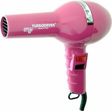 Professional Hair Dryer by ETI 2000 Fuschia Colour High Power Turbo Drier