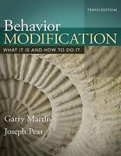 Behavior Modification Martin  Garry 9780205992102