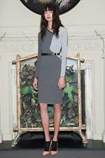 "Roland Mouret ""Nassau"" dress in chain birdseye jacquard knit Dress M"