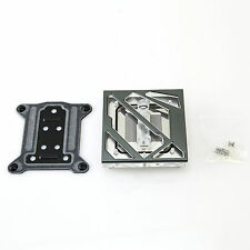 Top Quality Jet Plate CPU Water Block Heat Sink For Intel 1150 1151  1155  1156