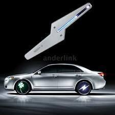 Programmable DIY Car Colorful LED Wheel Light Shine Lamp Flash Animation X0Q5