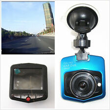 "Blue 2.4"" Car SUV Dash-cam 1080P HD Camcorder Driving Recorder DVR Logger"
