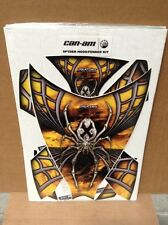 AMR Graphic Kit Decal CLOSE OUT - Can-Am Spyder Hood/Fender - Spider X Yellow