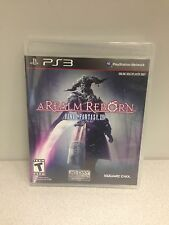 Final Fantasy XIV Online: A Realm Reborn  (Sony Playstation 3, 2013)