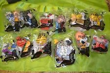 McDonalds PEANUTS MOVIE COMPLETE SET SEALED 12PC QUICK SHIPPING SOLD OUT IN STOR