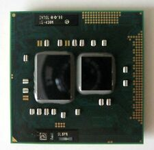 Cpu Processore Intel Core i5-430M SLBPN - 2.267GHz per notebook portatili mobile