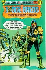 Judge Dredd - The Early Cases # 5 (of 6) (Mike McMahon) (Eagle Comics USA, 1986)
