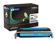 MSE 02-21-2114 Toner Cartridge (OEM # HP C9721A, 641A) 8,000 Page Yield; Cyan