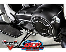 Victory Beveled Engine Covers - Black by Arlen Ness FITS ALL FREEDOM ENGINES