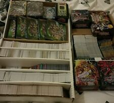 Yu-gi-oh Cards Huge Bundle 1000 Sealed Packs Folder Holos Rares Joblot