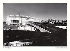 (19010) Postcard - Yankee Stadium - Renovations - Modern card.