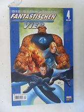 1x Comic Die Ultimativen Fantastischen Vier  Nr.4  Jahr (2005)  Zustand 1