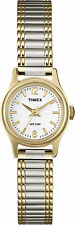 Timex T53822, Women's 2-Tone Expansion Band Watch,   T538229J