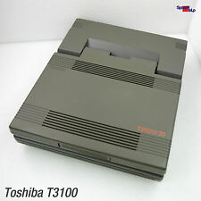TOSHIBA T3100 /20 PA7038E SYSTEM UNIT CASE GEHÄUSE NOTEBOOK 286 COVER DECKEL OK!