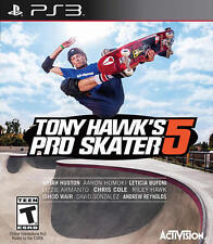 Tony Hawk Pro Skater 5 - Standard Edition PS3 New PlayStation 3, Playstation 3