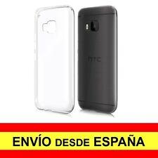 Funda Silicona para HTC ONE M9 Carcasa Transparente TPU a2236