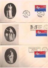 1989-Fdc -Revolution -  Liberte - Egalite - Fraternite -Timbre -Folon - Y/T.2560