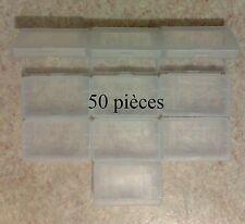 50 Boîtiers de protection Game Boy Advance GBA - boîte rangement étui plastique