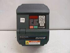 RELIANCE ELECTRIC 2V4160 GV3000/SE SENSORLESS ENHANCED AC DRIVE