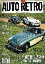 revue automobile: Auto Rétro: N°119 juillet 1990
