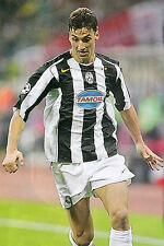 Football Photo ZLATAN IBRAHIMOVIC Juventus 2004-05