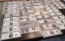 Huge Replica Collection 1880-1929 United States Paper Money US Banknotes