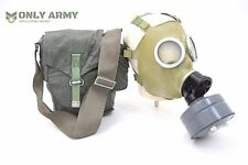 P78 Polish Army Gas Mask Set (Respirator + Filter + Bag) NBC Rubber Mask
