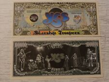 Rock Band YES: Jon Anderson, Chris Squire  *  Hip $1,000,000 One Million Dollars