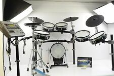 Roland TD-20 V-PRO Series Drum Kit BLACK TD-20K w/ Cases