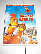 Chicken Run (DVD, 2000, Widescreen) KIDS CHILDRENS Cartoon LN